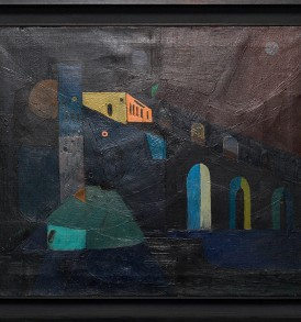 Vic Gentils Peinture 1956