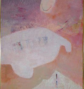 Jeanne Portenart Peinture 1961