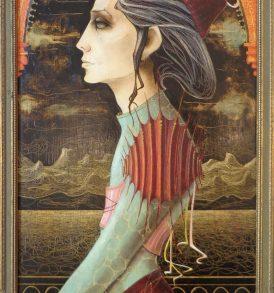 Christian Le Moult Peinture 1980