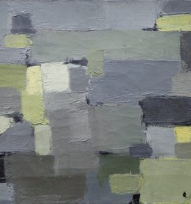 Georges Carrey Peinture 1950