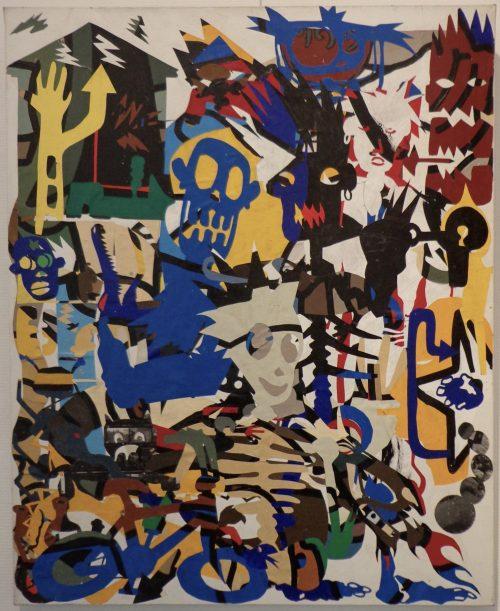 Natural Born Painters 1er Novembre 2000