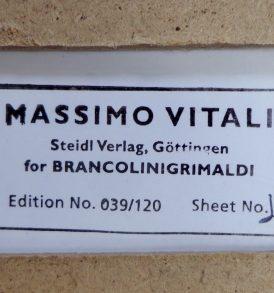 Massimo vitali cachet signature