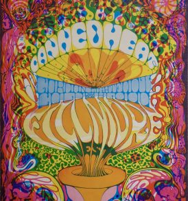 Lee Conklin Canned Heat Fillmore West San Francisco 1968