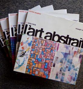 Art Abstrait Maeght Michel Ragon Michel Seuphor Marcelin Pleyet