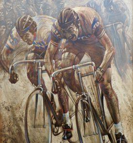 Claude Le Boul Eddy Merckx 1986
