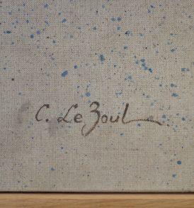 Claude Le Boul signature