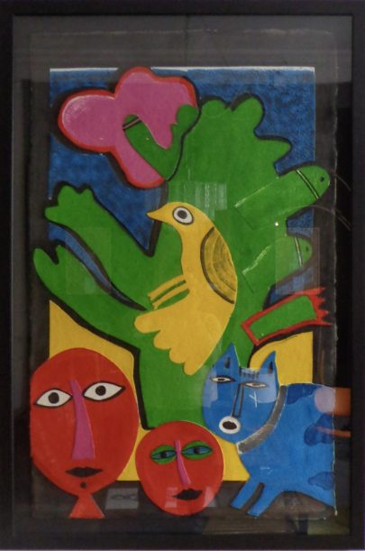 Corneille Aquagravure épreuve d'artiste 1997