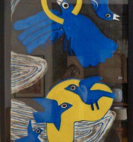 Corneille Aquagravure hors commerce 1997