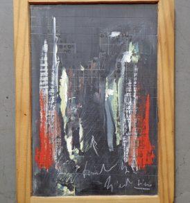 Alain Bornain Blackboard 2