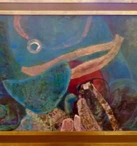 Jeanne Portenart Peinture 1969