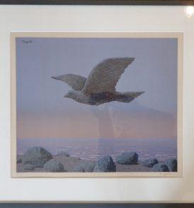 Henri Deschamps Magritte l'Idole 1965