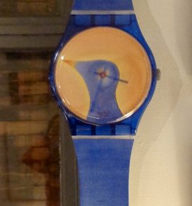 Maxi Swatch Jean-Michel Folon 1993