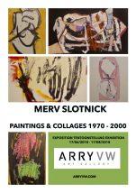 MERV SLOTNICK @ ARRY VW Art Gallery