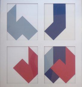 Jean-Pierre Maury Peinture 1970